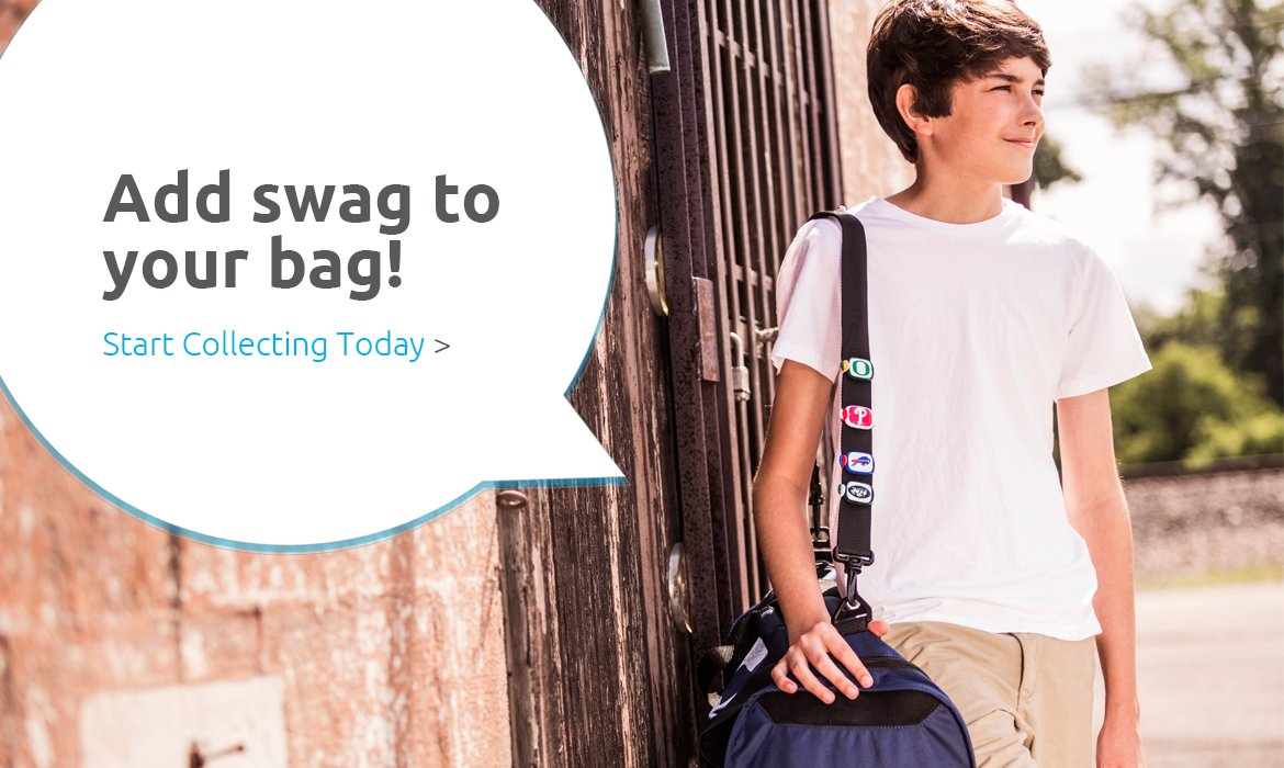 Add Swag to Your Bag