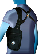 Load image into Gallery viewer, Shoulder Holster : Black - Accessories - Belts + Holster - Space Tribe