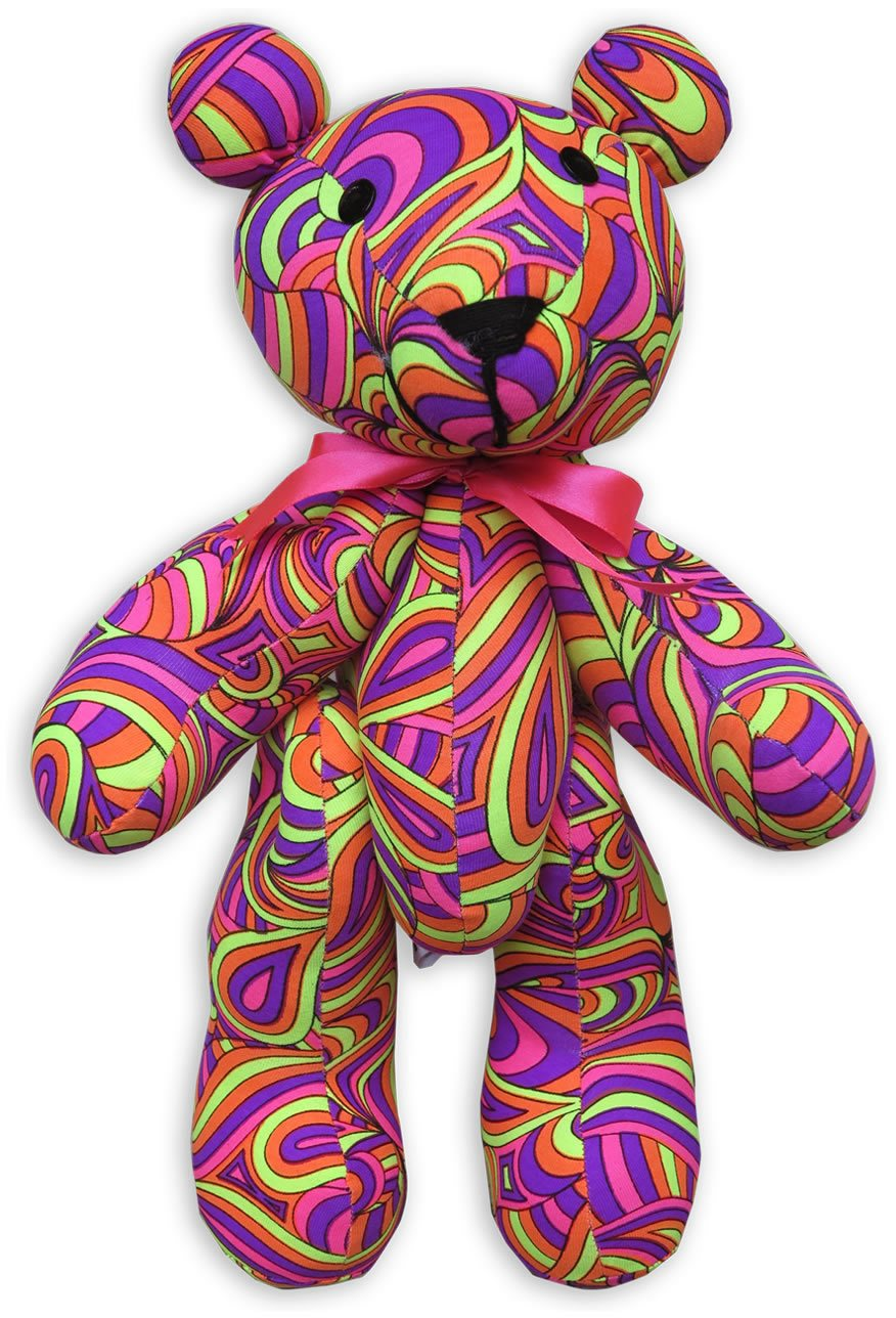 Teddy Bear : Candy Splash - Accessories - Party Animals (Soft toys) - Space Tribe
