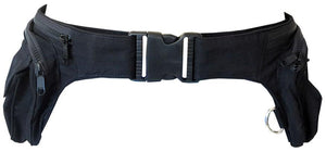 Utility Belt : Black - Accessories - Belts - Space Tribe