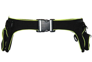 Utility Belt : Black/Yellow - Accessories - Belts - Space Tribe