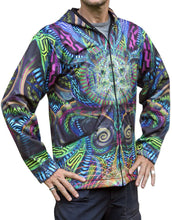 Load image into Gallery viewer, Sublime Hooded  Jacket : Primordial Presence - Men Jackets - Space Tribe