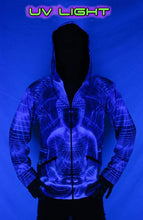 Load image into Gallery viewer, Sublime Hooded  Jacket : Ocean Buddha - Men Jackets - Space Tribe
