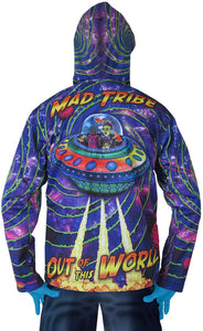 Sublime Hooded  Jacket : Out of this World - Men Jackets - Space Tribe