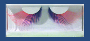 Feathered Eyelashes Pink