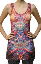 Load image into Gallery viewer, Sublime Tank Girl : Divine Seraphim - Women Tops - Space Tribe
