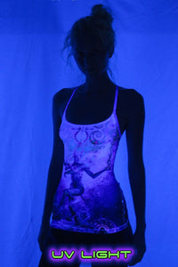 Sublime Kali Top : Serpentine Apotheosis - Women Tops - Space Tribe
