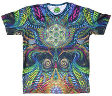 Load image into Gallery viewer, Sublime S/S T : Primordial Presence - Men T-Shirts - Space Tribe