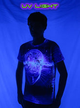 Load image into Gallery viewer, Sublime S/S T : Molecular Dreaming - Men T-Shirts - Space Tribe