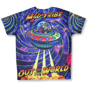 Sublime S/S T : Out of this World - Men T-Shirts - Space Tribe