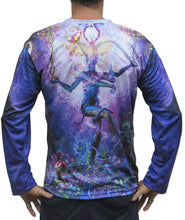 Load image into Gallery viewer, Sublime L/S T : Serpentine Apotheosis - Men Long Sleeve T's - Space Tribe