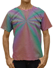 Load image into Gallery viewer, Classic S/S T : Headspin - Men T-Shirts - Space Tribe
