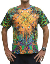 Load image into Gallery viewer, Classic S/S T : PolyMorph - Men T-Shirts - Space Tribe