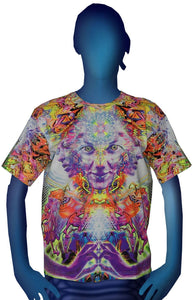 Classic S/S T : Namaste - Men T-Shirts - Space Tribe