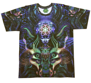 Classic S/S T : Foxy Lady - Men T-Shirts - Space Tribe