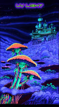 Load image into Gallery viewer, UV Wallhanging : Cloud Temple - UV Wallhangings - Space Tribe