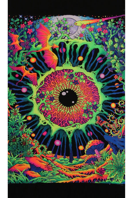 UV Wallhanging : Cosmic Eye - UV Wallhangings - Space Tribe