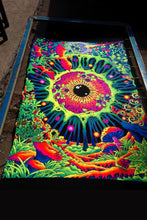 Load image into Gallery viewer, UV Wallhanging : Cosmic Eye - UV Wallhangings - Space Tribe