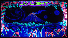 Load image into Gallery viewer, Giant UV Banner : Volcanic