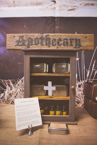 Apothecary Kit  {winter}