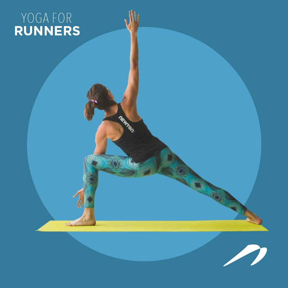 Yoga para runners: ÁNGULO LATERAL EXTENDIDO