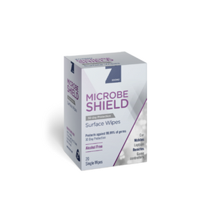 Microbe Shield Surface Sanitiser Wipes | All Sizes - Zoono