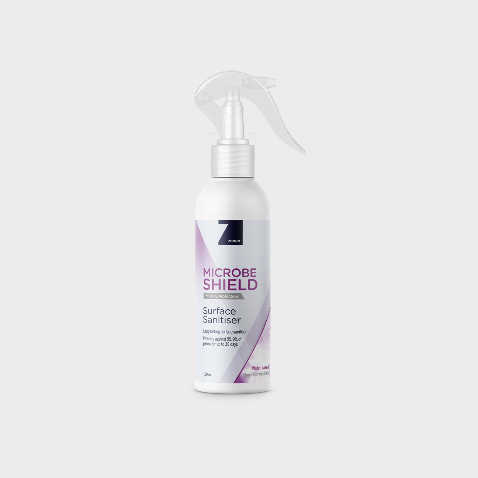 Microbe Shield Surface Sanitiser Spray | All Sizes