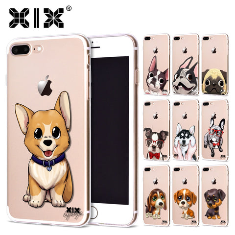 194763616037 ... Iconic Cute Funny iPhone X Soft Silicone Case 5 5S 6 6S 7 8 Plus X