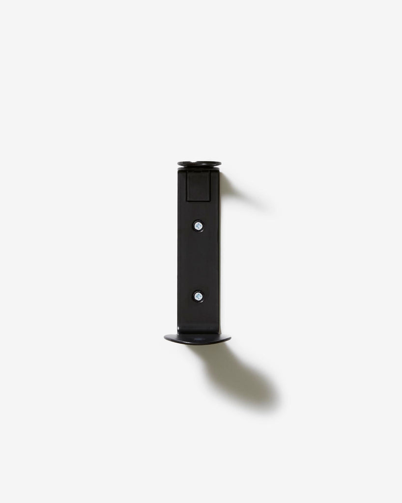 WALL HOLDER 02 BLACK