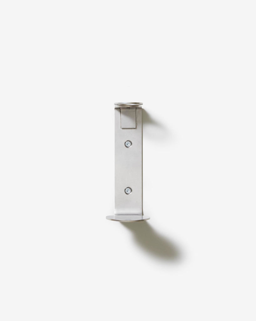 WALL HOLDER 02 STAINLESS