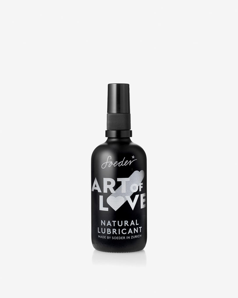 NATURAL LUBRICANT 100ML SOEDER X ART OF LOVE