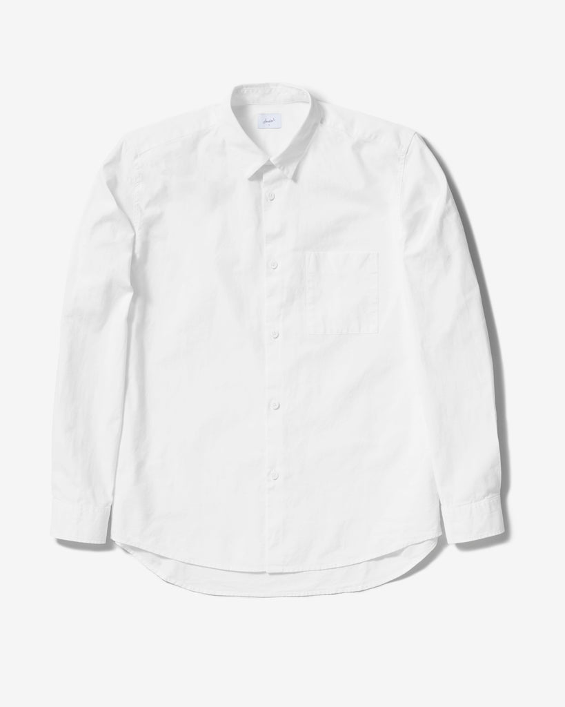 SHIRT 01 WHITE - Soeder*