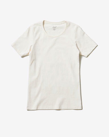 T-SHIRT 02 NATURAL WHITE