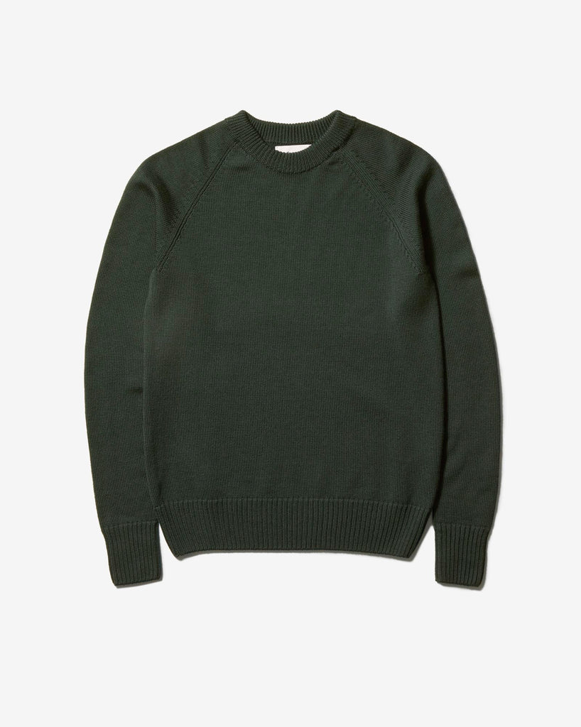 PULLOVER 04 MOSS