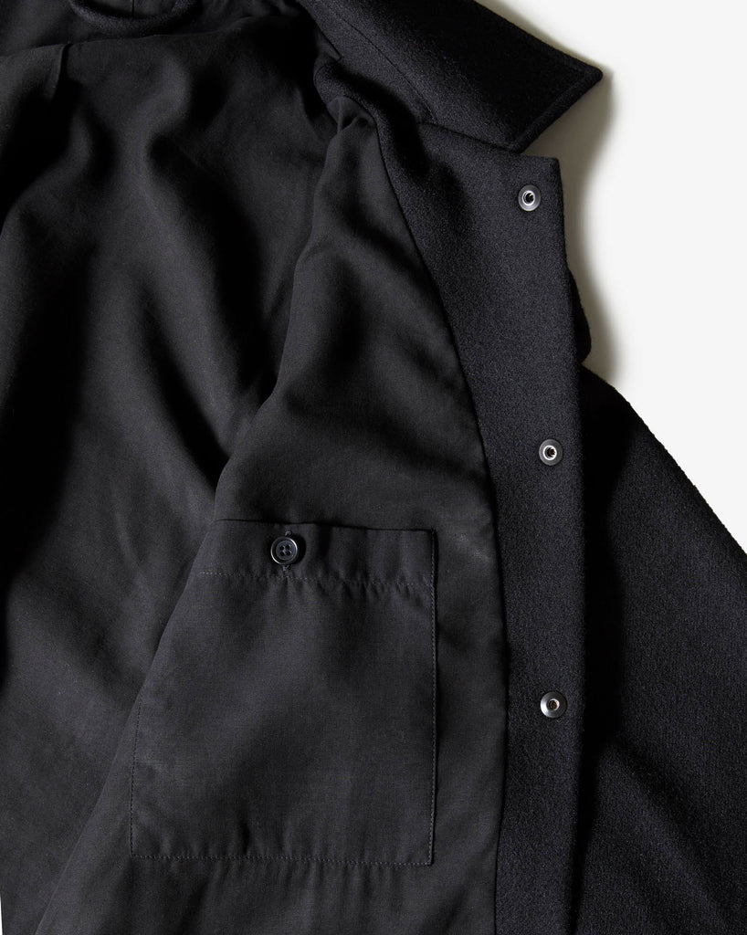 JACKET 01 BLACK - Soeder*