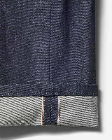 JEANS BIO RAW SELVEDGE REGULAR