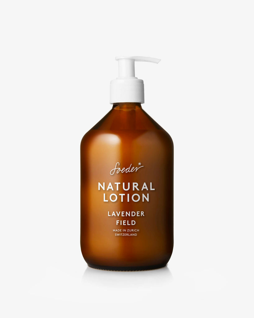 NATURAL LOTION 500ML - Soeder*