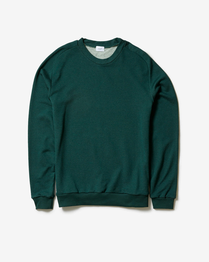 PULLOVER 03 MOSS