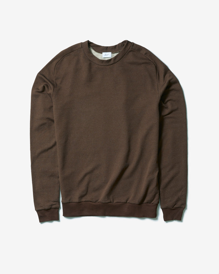 PULLOVER 03 BROWN