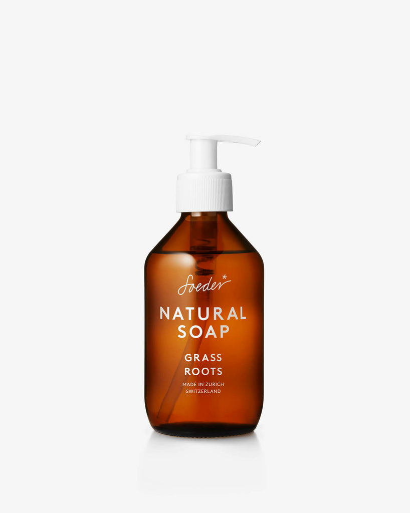 NATURAL SOAP 250ML - Soeder*