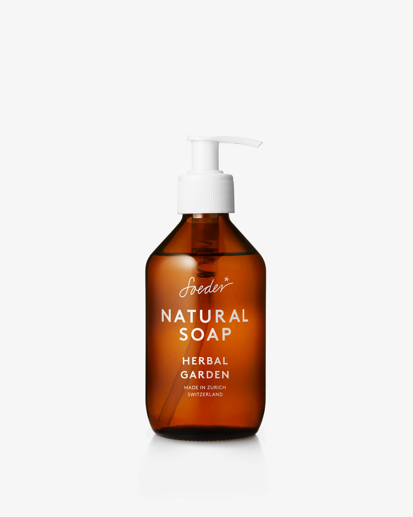 NATURAL SOAP 250ML