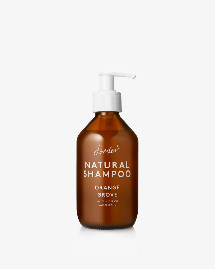 NATURAL SHAMPOO 250ML - Soeder*