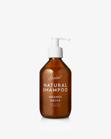 NATURAL SHAMPOO 250ML