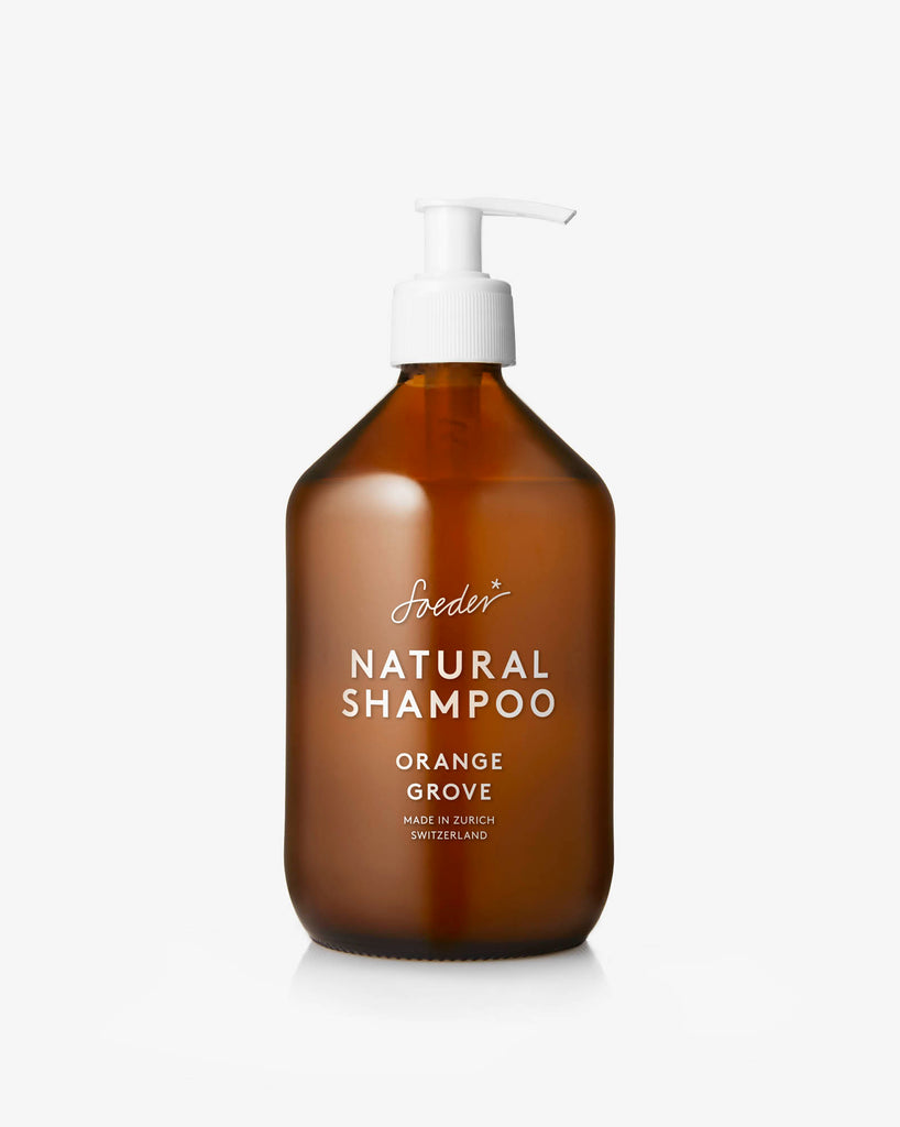 NATURAL SHAMPOO 500ML - Soeder*
