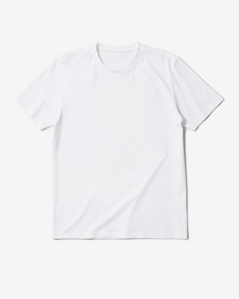 T-SHIRT 01 WHITE - Soeder*
