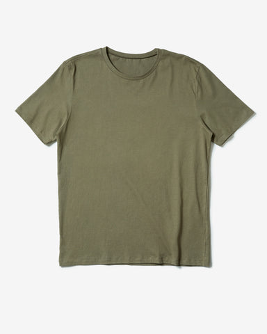 Unisex Basic T-Shirt oliv*