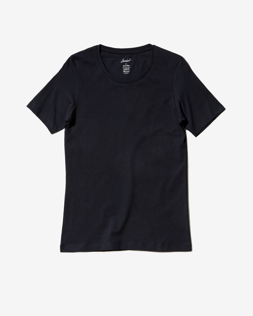 T-SHIRT 02 COAL BLACK - Soeder*