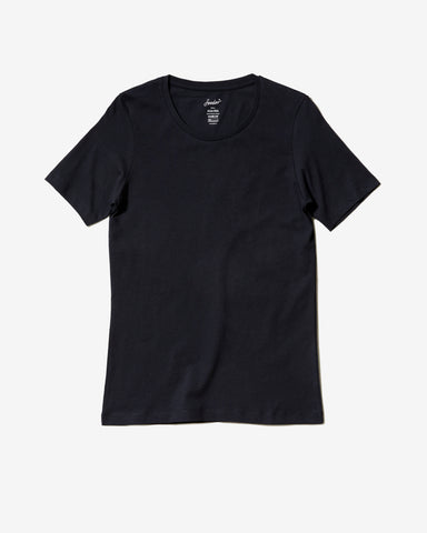 T-SHIRT 02 COAL BLACK