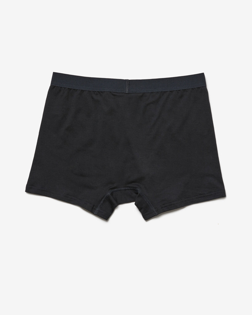 MALE BOXER BRIEFS* black - Soeder*