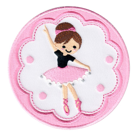 Sports Iron-on patches and embroidered sew on appliques for kids